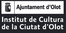 Logo Institut de Cultura de la Ciutat Olot