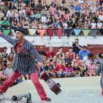 Un total de 540.900 espectadors van veure els espectacles de la Plataforma d'Arts de Carrer