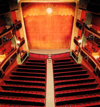 Teatre Principal d'Olot