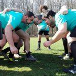 El Rugby Club Garrotxa protagonitza l'espot del Sismògraf 2017