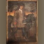 El fons dels Museus: Retrat de Josep de Trincheria i Bíblia cremada