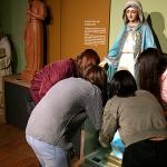 L'Escape Room del Museu dels Sants aplega un centenar de participants