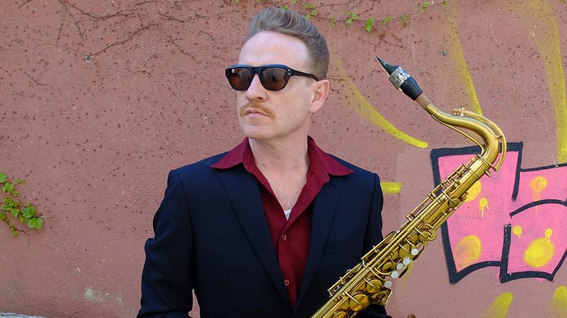 Dani Nel·lo. Los saxofonistas salvajes