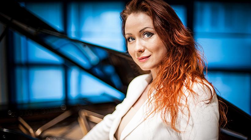 Concert de Piano amb Regina Chernychko