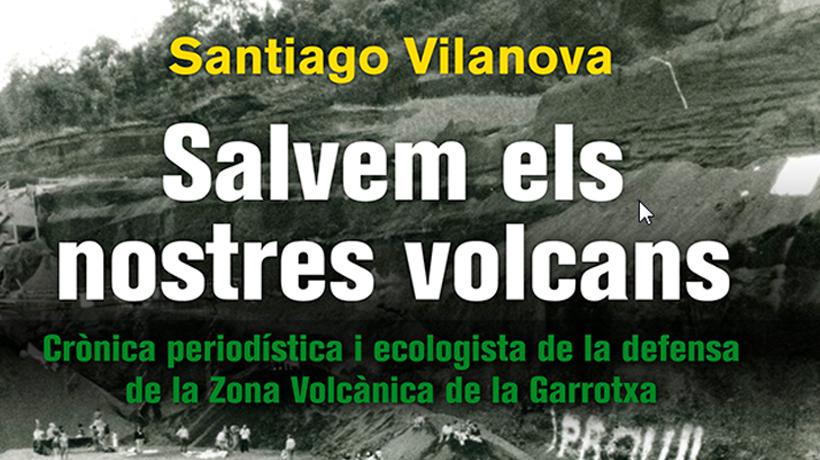 Presentació del llibre 'Salvem els nostres volcans'
