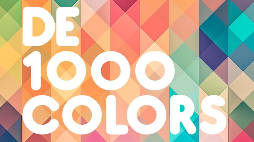 De mil colors