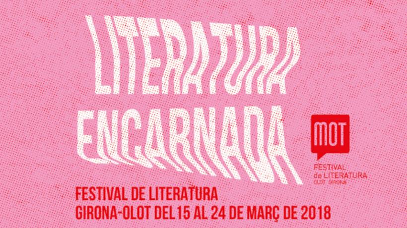 Festival de literatura MOT a Olot