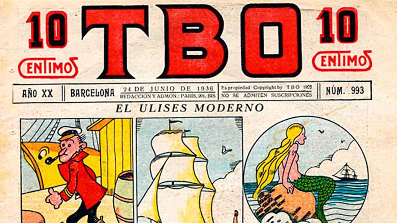 """""""100 anys del TBO"""""""