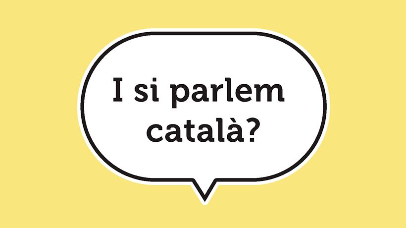 Presentació del llibre 'I si parlem català?'