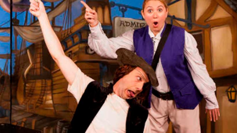 Tresure island, teatre en anglès