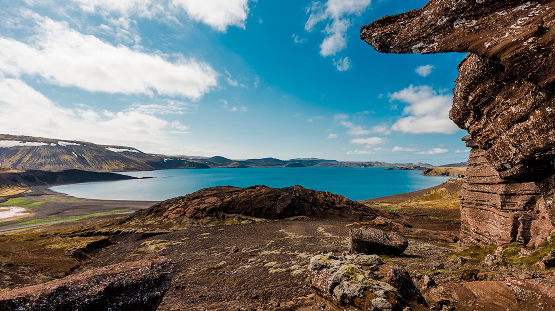 Islàndia, paradís natural