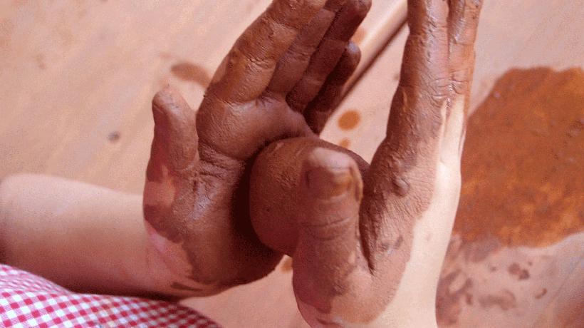 Diverteix-te amb el fang endurible