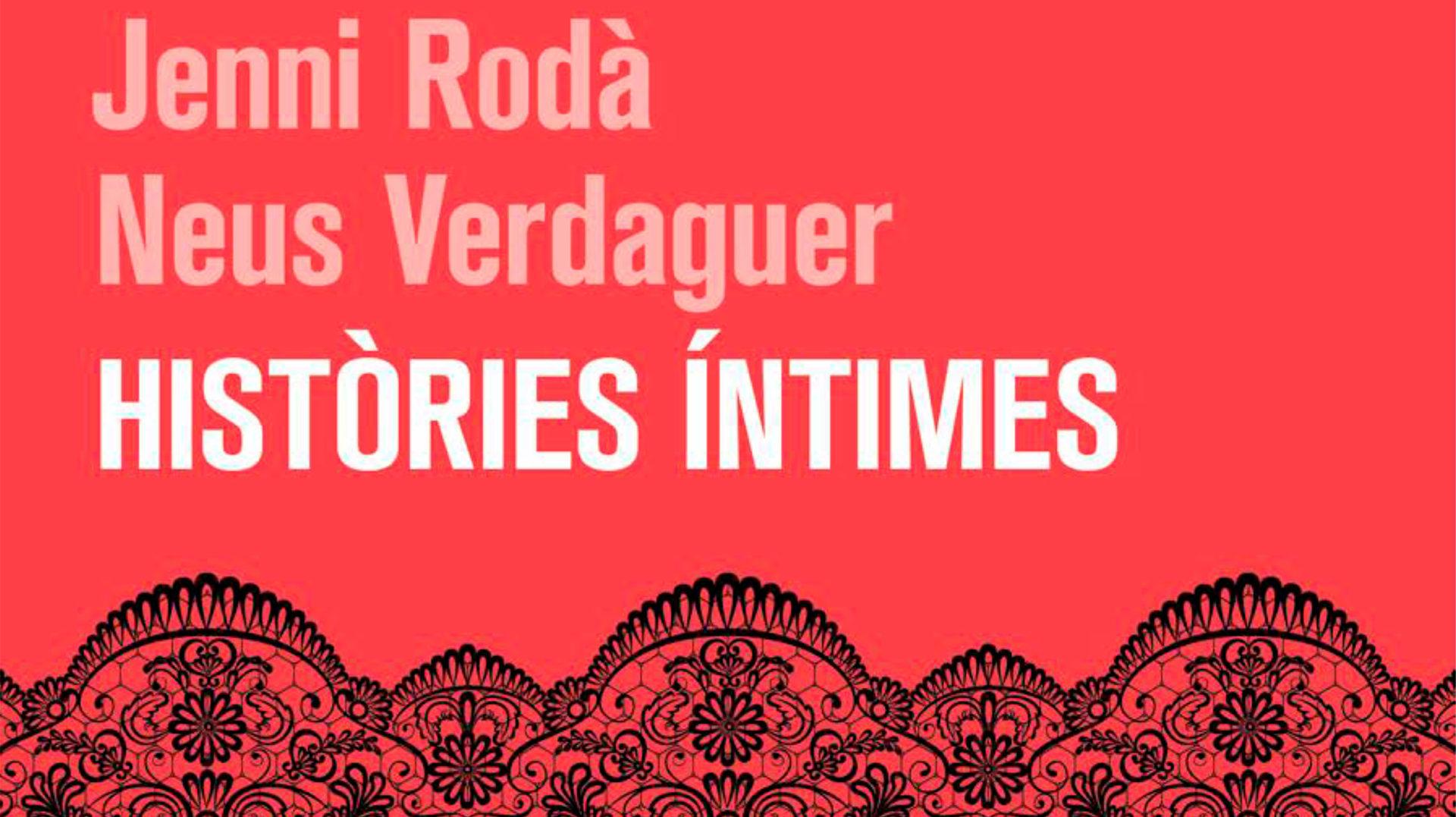 Presentació de la novel·la eròtica 'Històries íntimes'