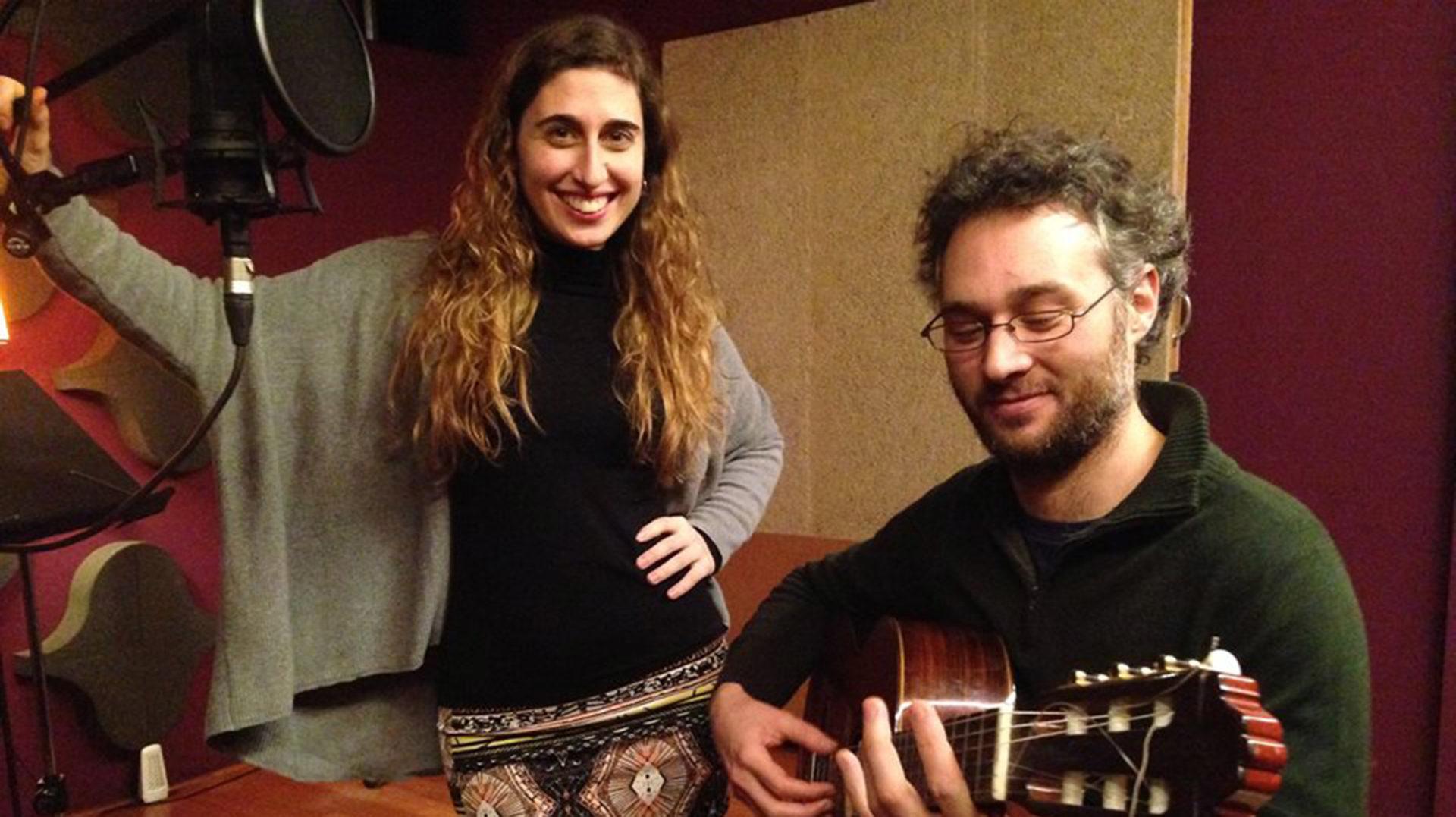 Dani Jané i Marta Casals