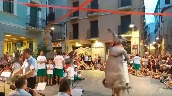 Ball del Conill.