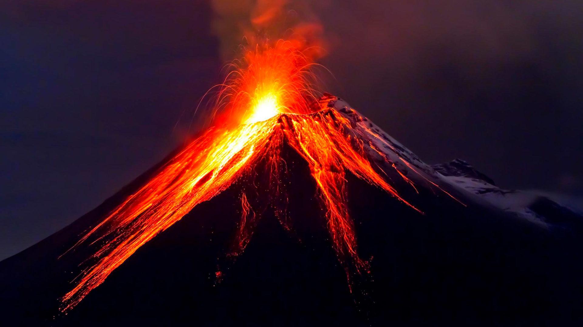El vulcanisme i les societats que hi conviuen. Del Paricutín a la Garrotxa