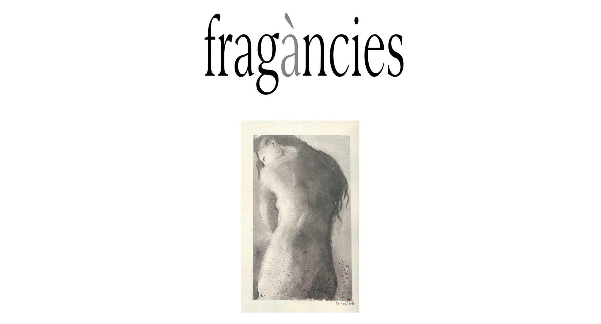 Presentació del poemari 'Fragàncies'