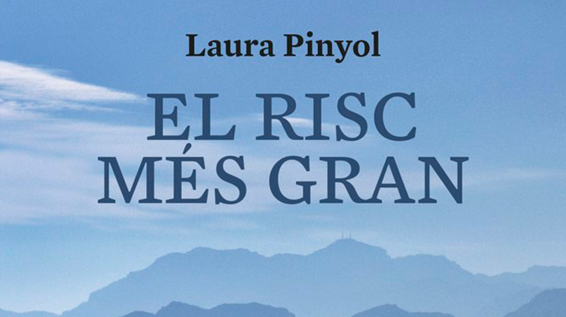 Presentació del llibre 'El risc més gran'