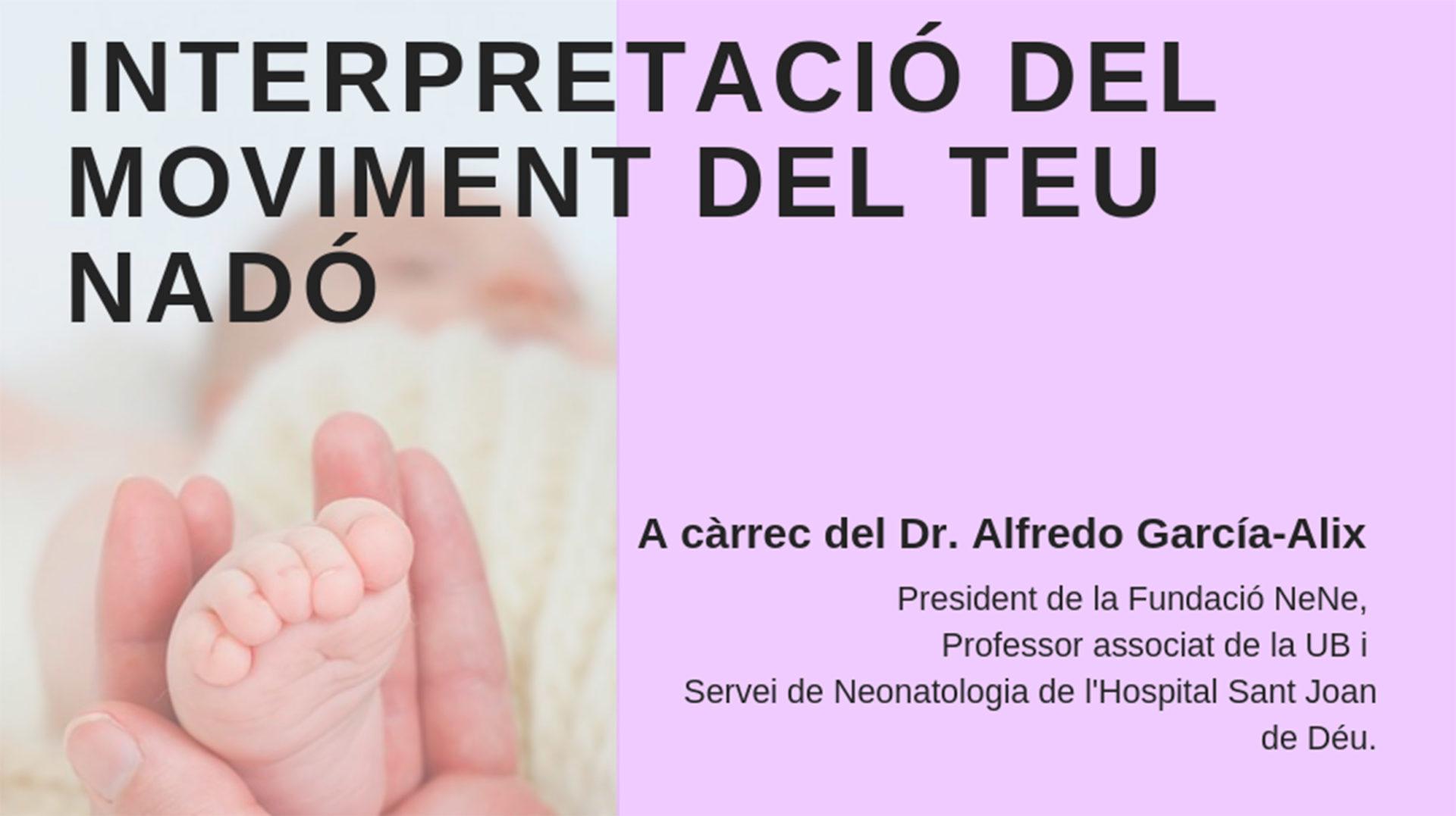 Interpretació del moviment del nadó