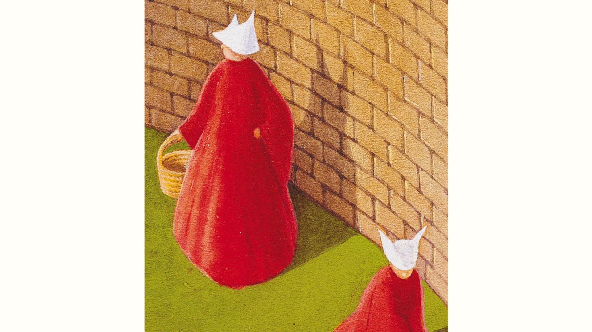 Club de lectura per a adults: comentari de l'obra 'El cuento de la criada'