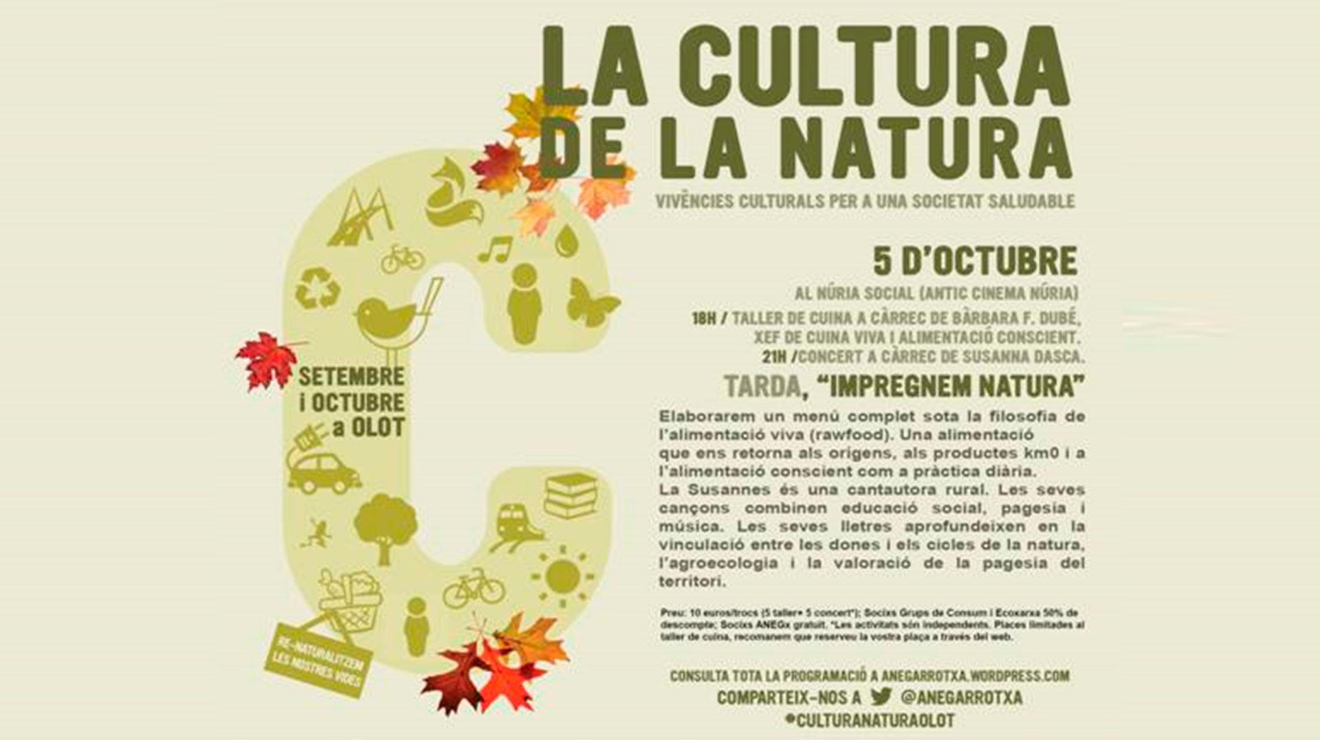 La cultura de la natura