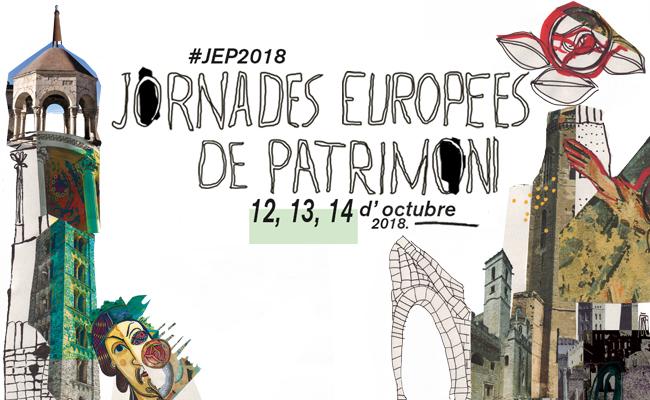 Jornades Europees del Patrimoni 2018.