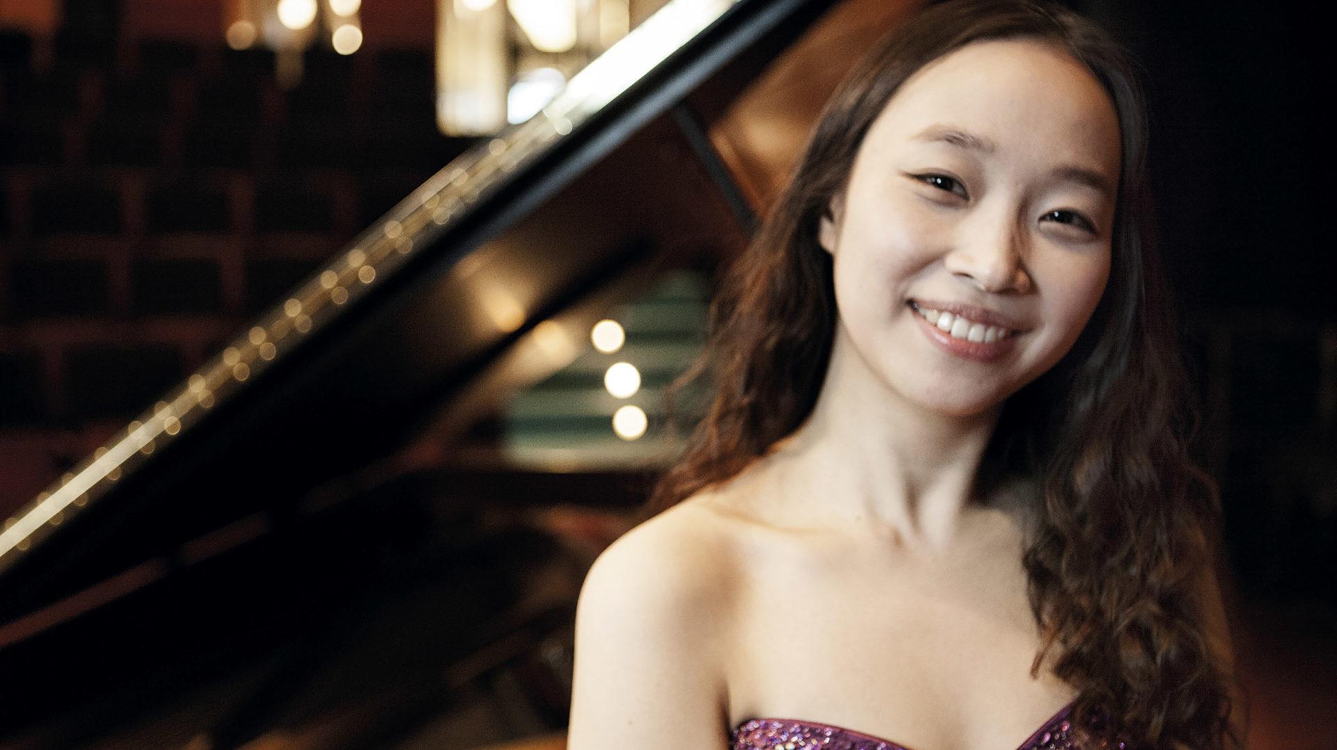 Concert de piano amb Soo Jung Ann