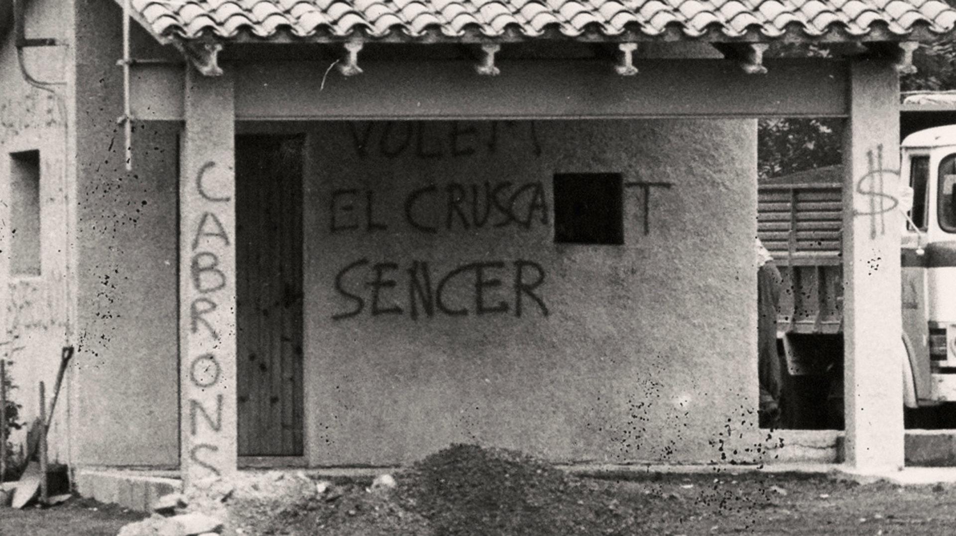 Pintades al carrer (Olot, 1936-2018)