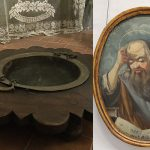El fons dels Museus: Sant Lluc i un braser