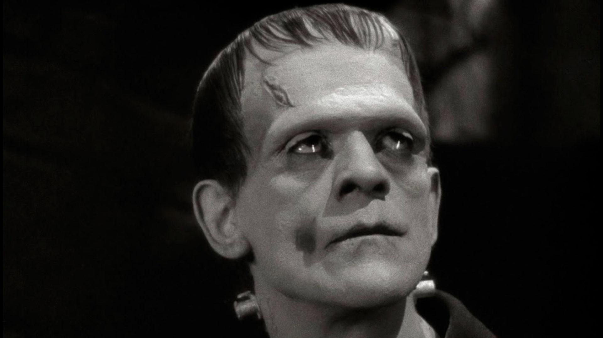 Imatges cinematogràfiques de Frankenstein