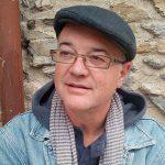 Entrevista a Pep Garcia per parlar de l'exposició de Peret Blanc de Beget