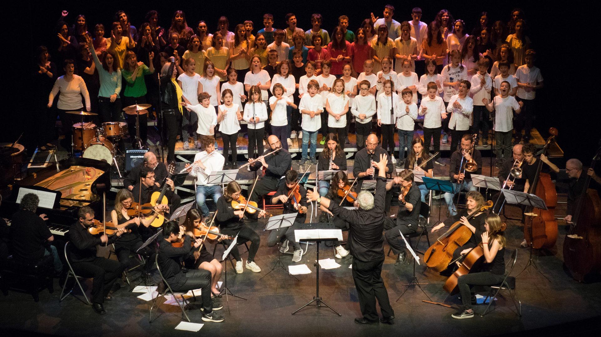 100 anys de l'Escola Municipal de Música d'Olot