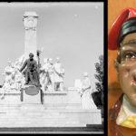 El Fons dels Museus: Monument a José Pedro Varela i una Tabaquera