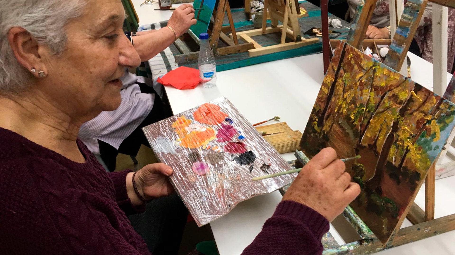 Dibuix, pintura i escultura