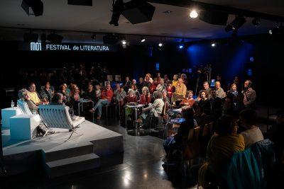 Tres dies de literatura sobre la Mediterrània, al MOT. Foto: Martí Albesa.