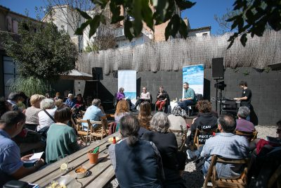 Ver-MOT sobre poesia Andalusina. Foto: Martí Albesa.