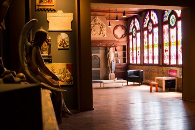 Museu dels Sants d'Olot. Foto: Blai Farran.