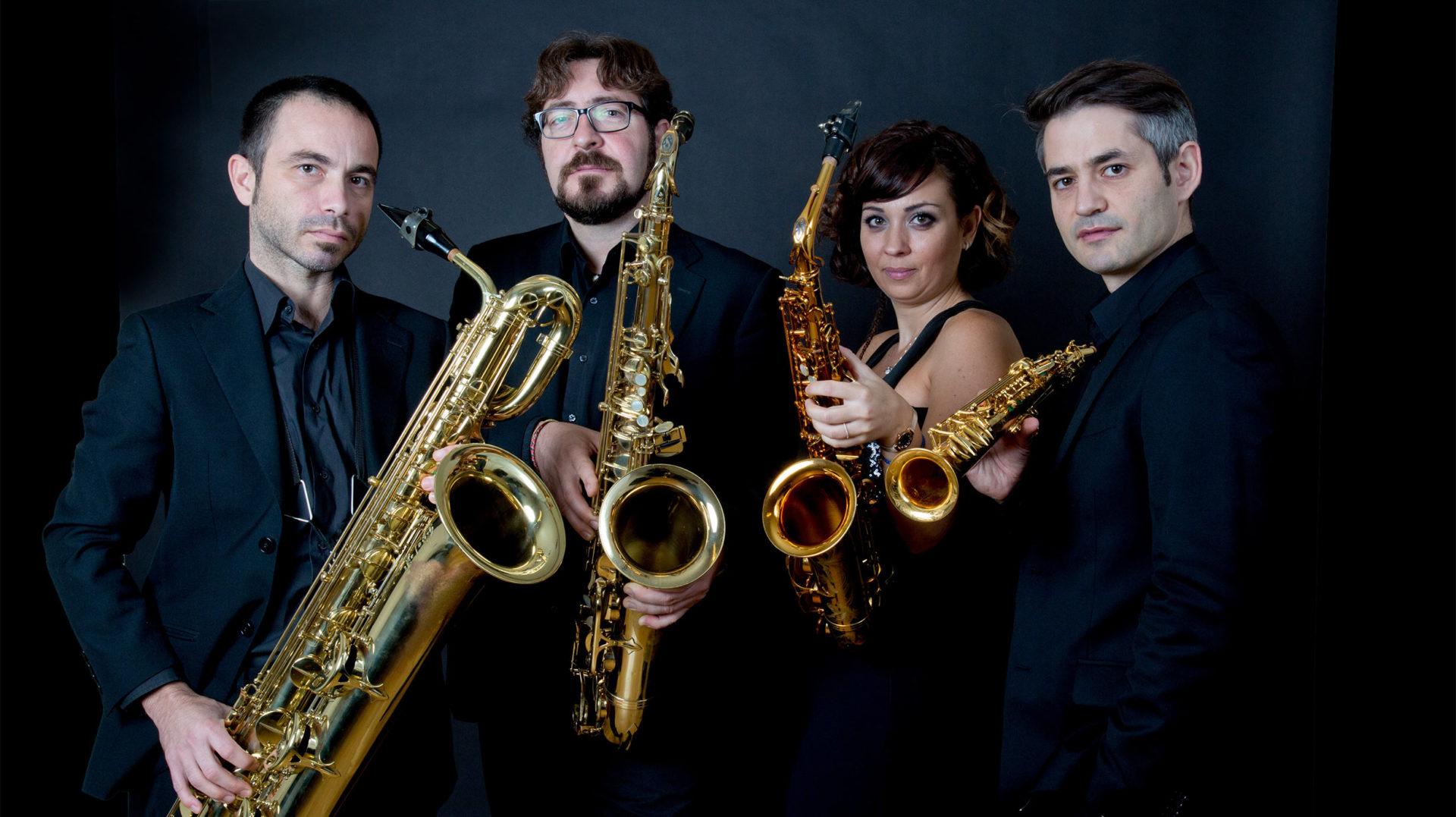 BCN Sax Quartet