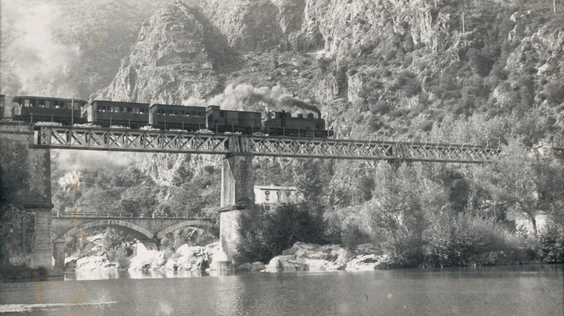 Cinquantenari de la desaparició del tren d'Olot
