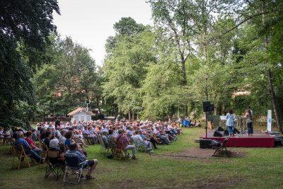 Música al Parc, 2018. Foto: Martí Albesa