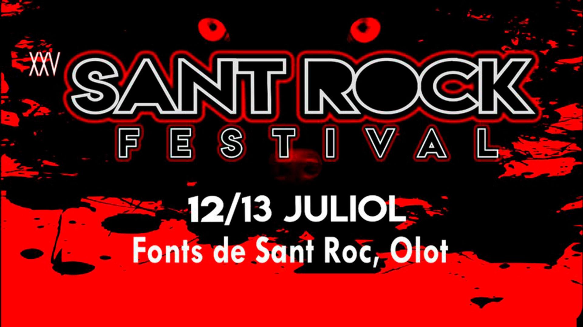XXV Sant Rock Festival