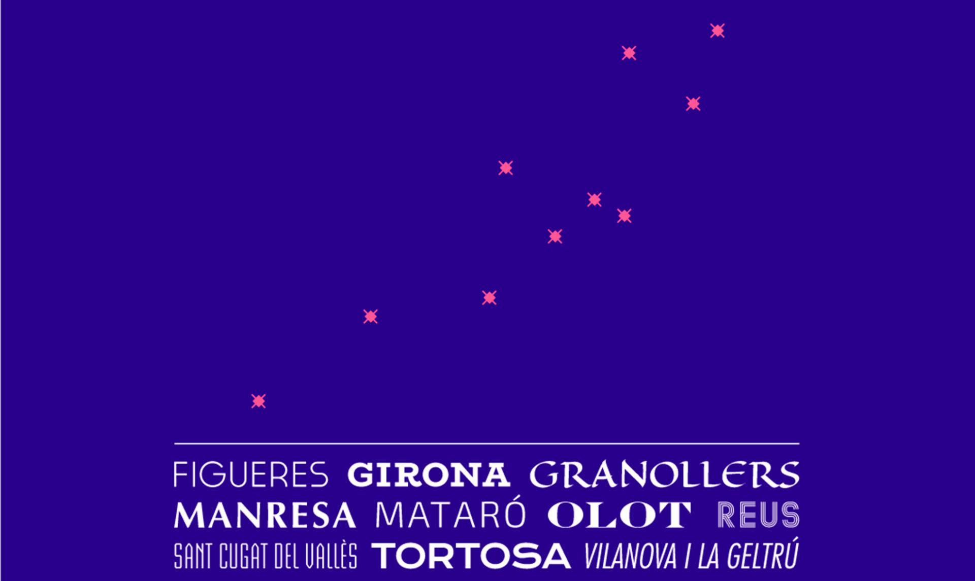 Nou concurs de comissariat de la Xarxa Transversal per a propostes d'intervenció artística a 10 ciutats catalanes