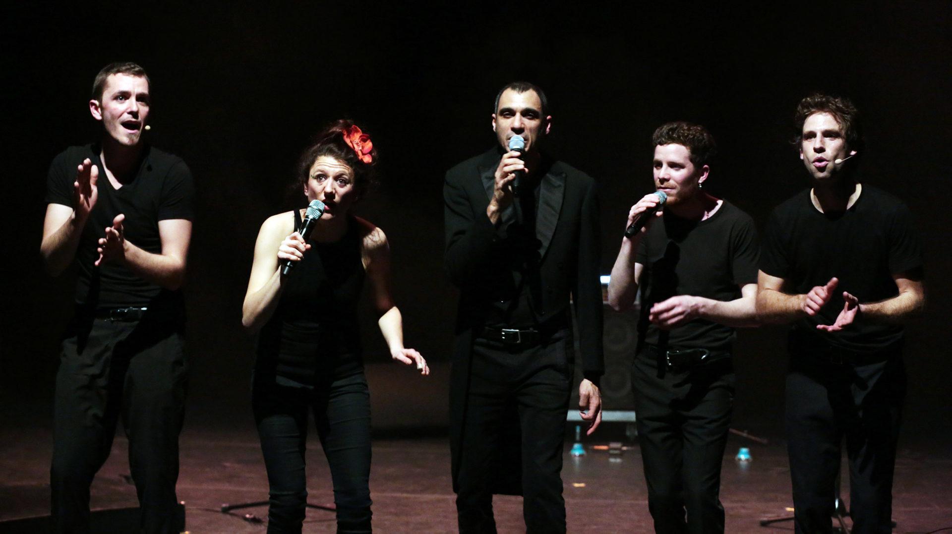 Taller amb Humanophones