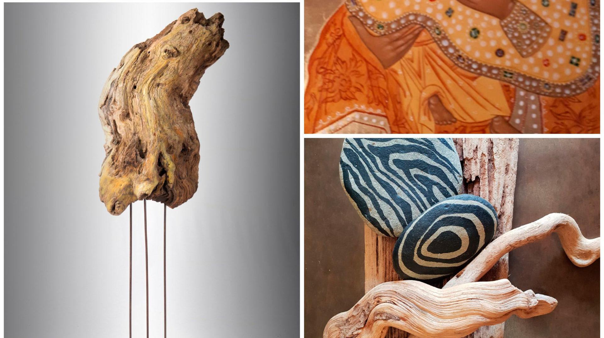 Escultura natural i iconografia bizantina