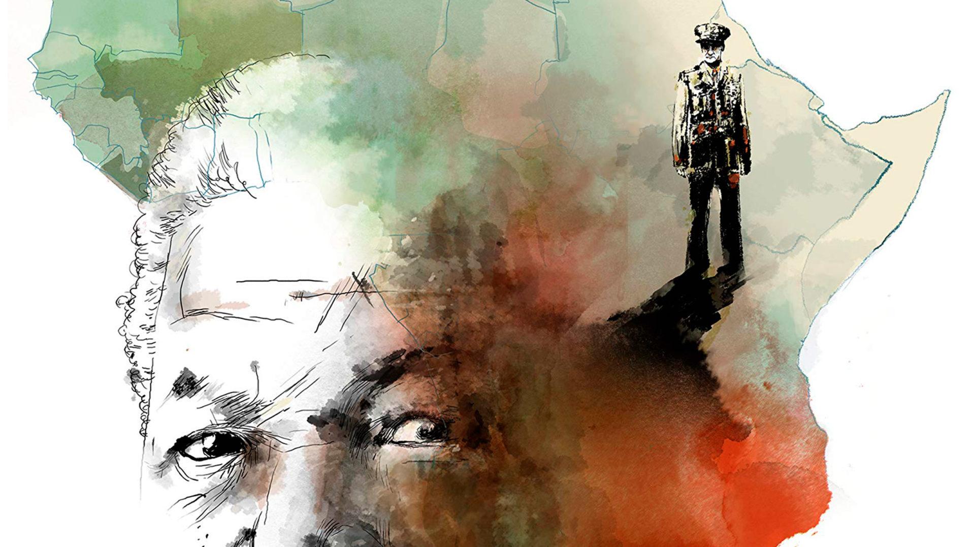 Presentació del còmic 'Mandela i el general'