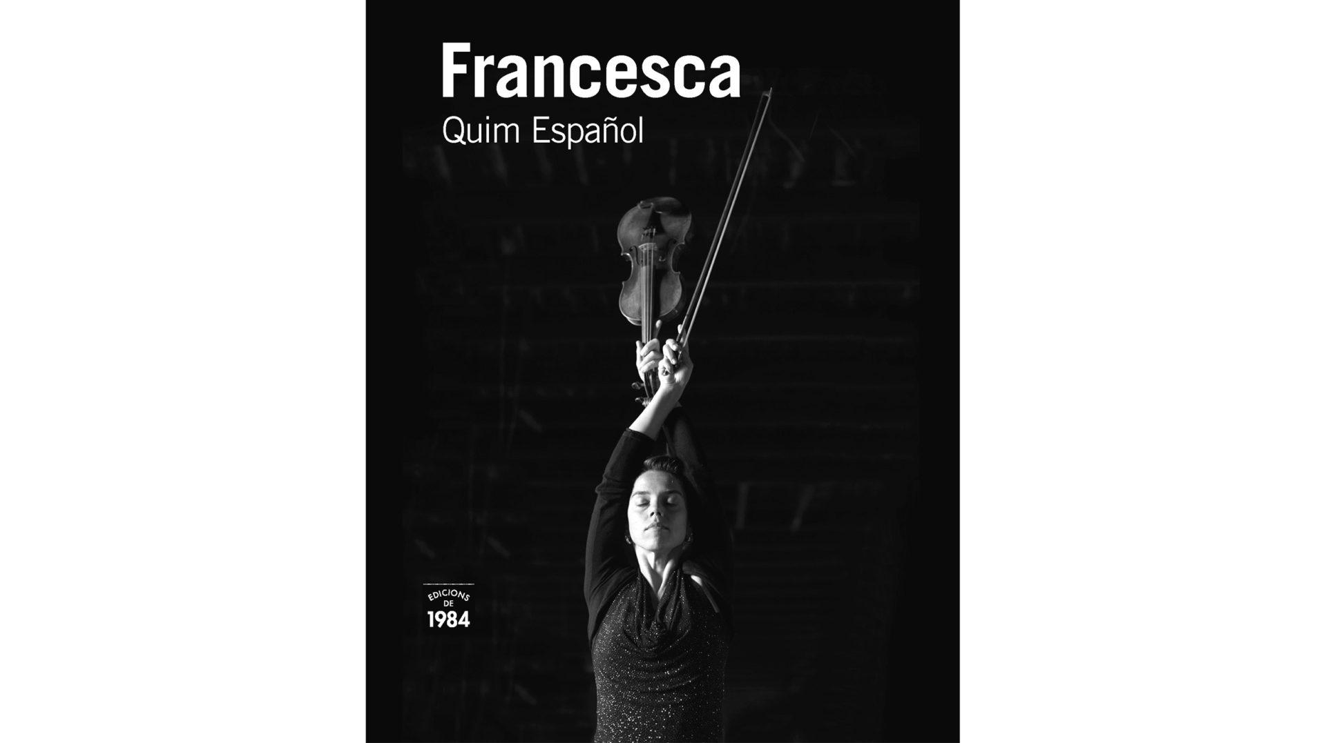 Presentació del llibre 'Francesca'
