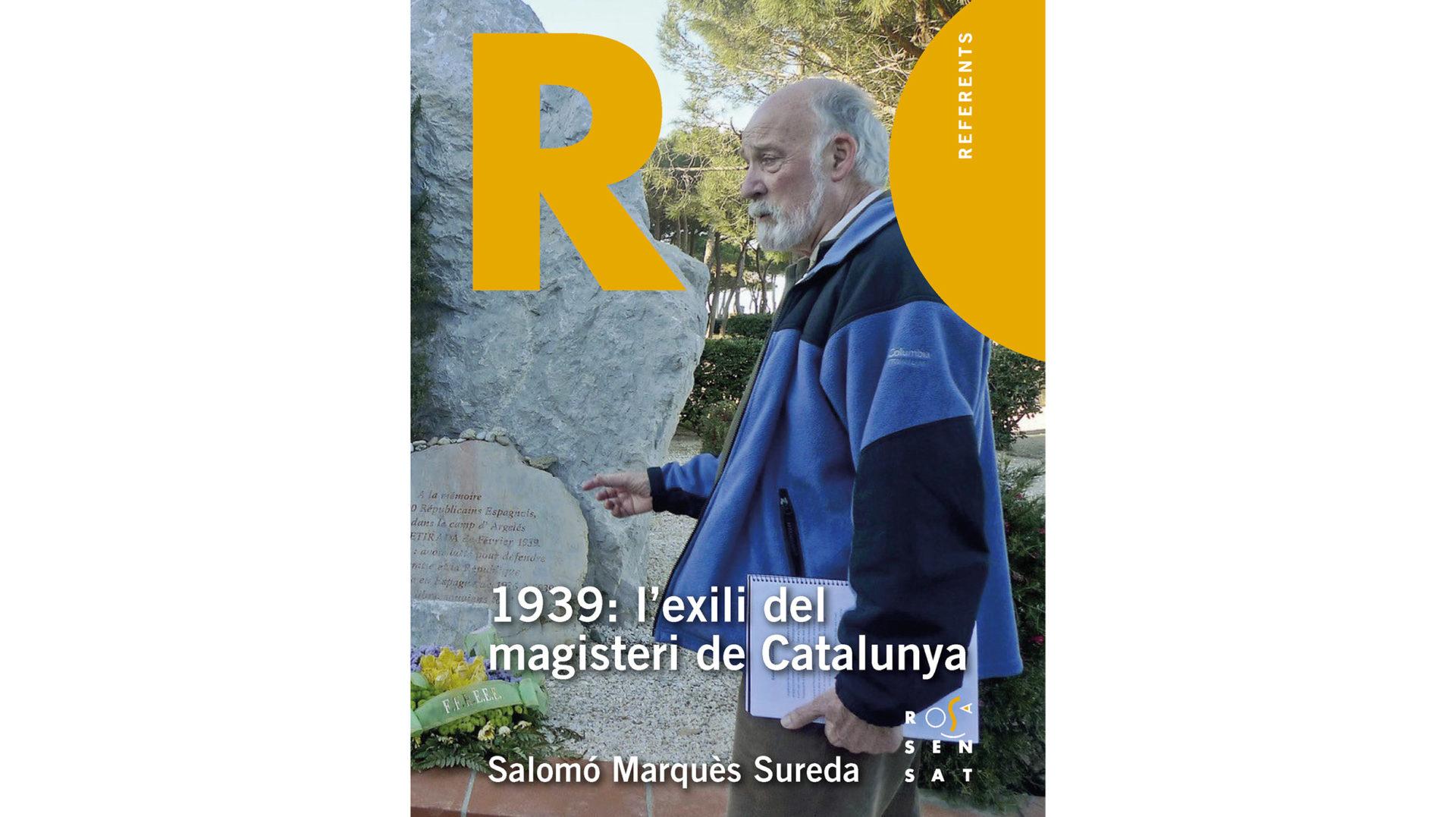 Presentació del llibre '1939: L'exili del magisteri de Catalunya'