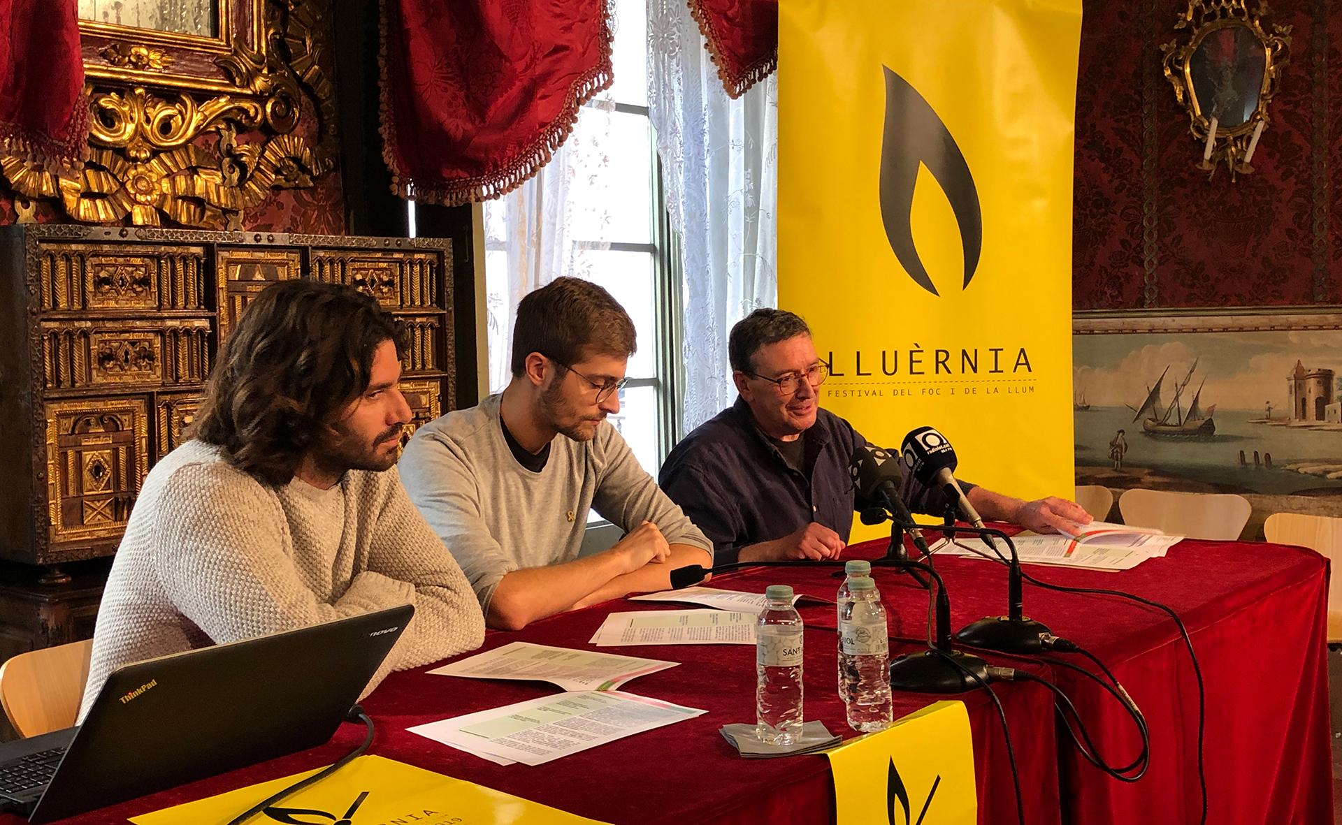 Presentació del Lluèrnia 2019
