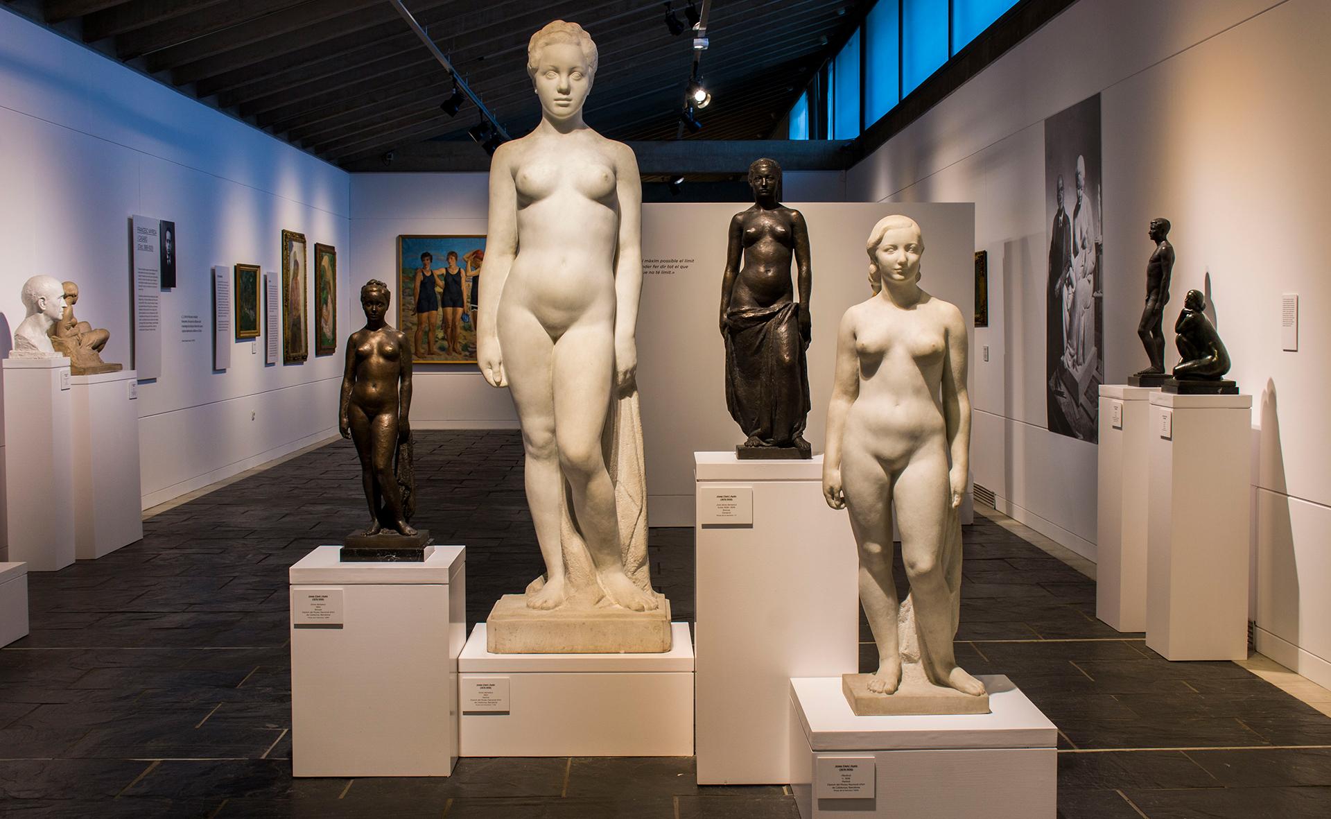 Els Museus d'Olot allarguen l'entrada gratuïta durant el confinament comarcal