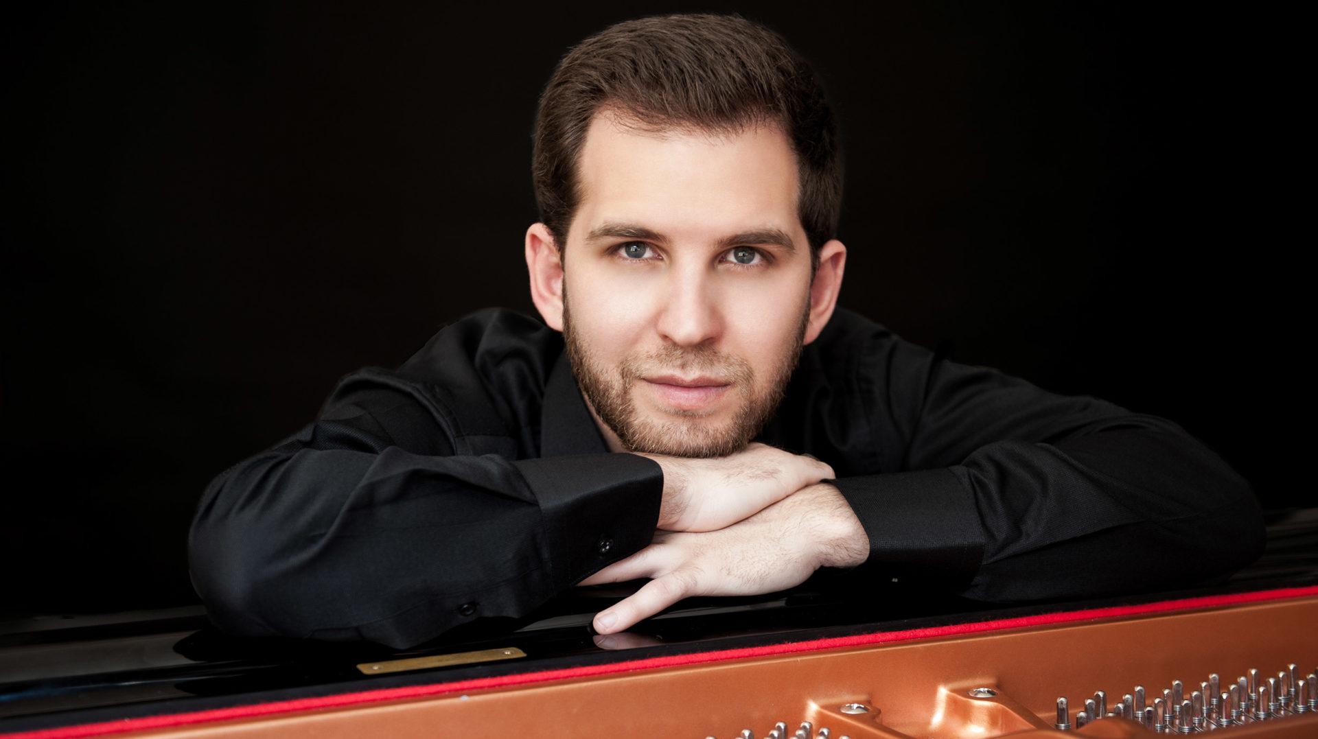 Concert de piano amb Levon Avagyan